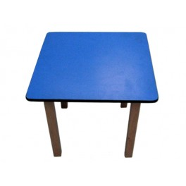 Kids Pre School Square table-Beech