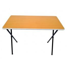 Folding Table Classroom Office Cafe