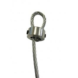 4 MM Steel Loop Wire Rope