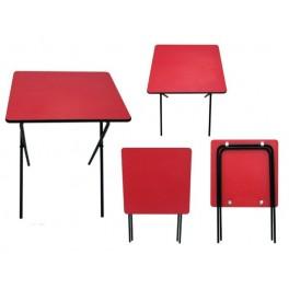 Exam Desk -Red