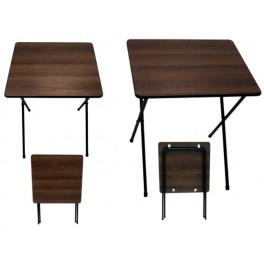 Exam Desk -Brown