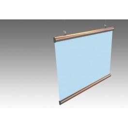 Snap Hanger Aluminium Poster
