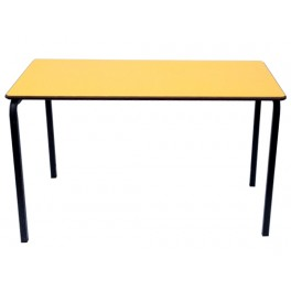 Stacking Rectangular Table -Yellow