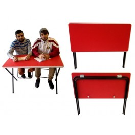 Folding Table Classroom Office Cafe