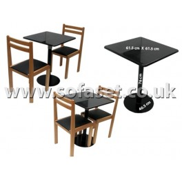 Granite marble table Restaurant Bar Cafe canteen table