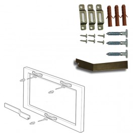 Anti Theft Picture Security Kit