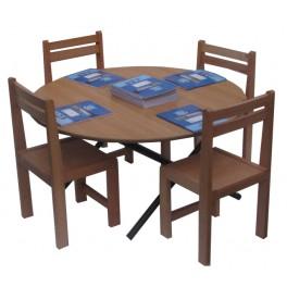 Kids preschool classroom folding table