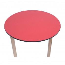 Kids Preschool Round table- Red