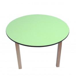 Kids Preschool Round table- Green
