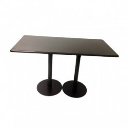 Bistro Pedestal Table and Chairs