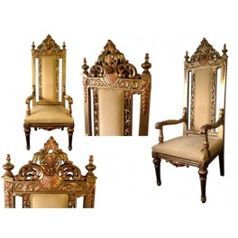 Hand Carved Chiniot Furniture
